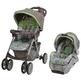 CHEAPEST MINT Graco Spree CC Travel System - Stroller and attachable Car seat set