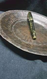 🚚 早期英國購回藏品(4)~古董老銅盤