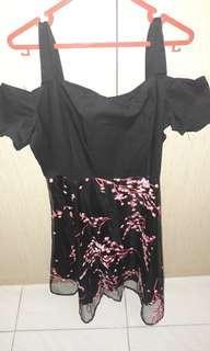 Sabrina dress ( Import )