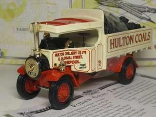 1922 Foden 合金貨車