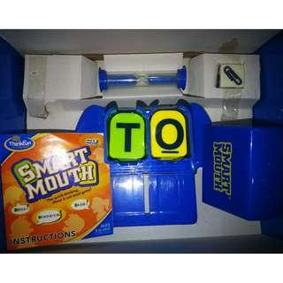 Think Fun Smart Mouth Word Game (intl)