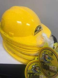 15 Construction Hats for Kiddie Parties