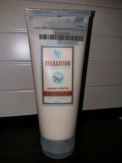 Relaxation message lotion