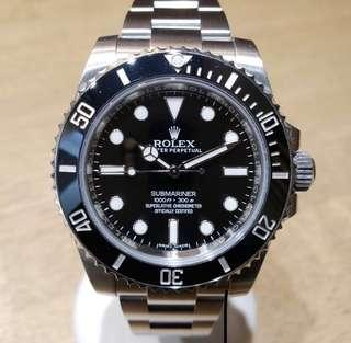Rolex Oyster Perpetual Submariner 300m Year 2016 Pristine Condition Complete Inclusions  #rolex #luxurywatch #watchcollector #aparadoor #aparadoortime #aparadoorluxury