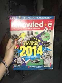 Educational magazine for O / A level students