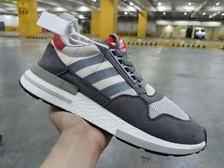 ADIDAS ZX 500 RM GRAY FOR WOMEN SIZE 36-40  FOR MEN SIZE 41-46