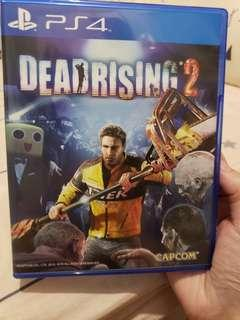 PS4 Game dead rising 2