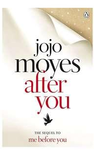 """🚚 """"After you"""" by Jojo Moyes"""
