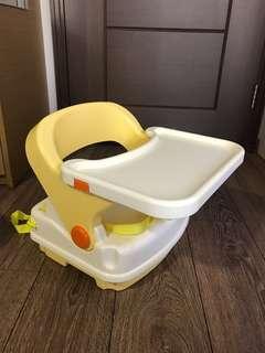 日本Richell多功能輕便兒童椅