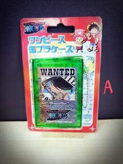 One Piece Mirror Case