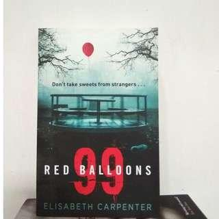 [English Book] 99 Red Balloons: A chillingly clever psychological thriller with a stomach-flipping twist by Elisabeth Carpenter