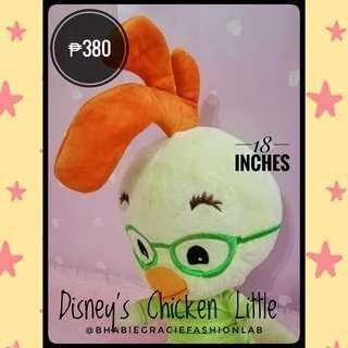 Chicken Little Stuffed Toy