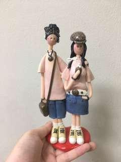 Couple Figure