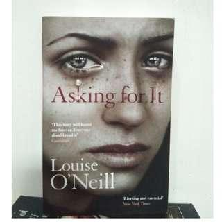 [English Book] Asking For It by Louise O'Neill