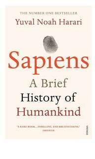 "🚚 ""Sapiens: A Brief History of Humankind"" by Yuval Noah Harari"