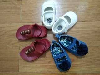 Baby's footwear bundle