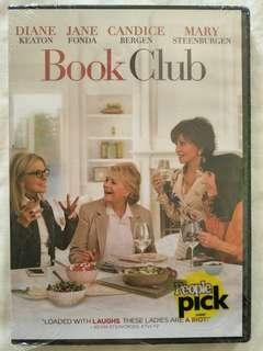 [Movie Empire] Book Club - Movie DVD