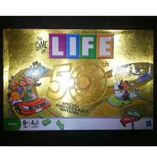 Hasbro's The Game of Life: 50th Special Anniversary Edition