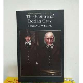 [English Book] The Picture of Dorian Gray By Oscar Wilde