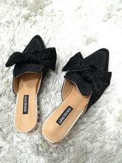 BN Woman Slip On Mules Shoes