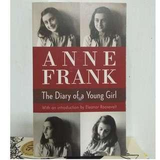 [English Book] Anne Frank: The Diary of a Young Girl by Anne Frank
