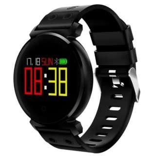 Chip Sleep / Heart Rate / Blood Pressure / Blood Oxygen / Calories Monitor Remote Camera Smart Watch