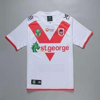 St George Illawarra Dragons  2018 Rugby Home Jersey