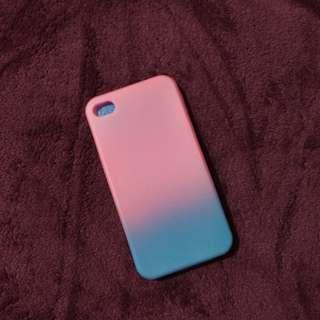 iPhone 4 Pastel Ombre Case