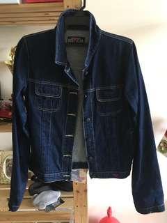 Roxy Blue Denim Jacket