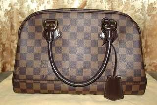 Preloved Authentic Louis Vuitton Damier Ebene Duomo MM