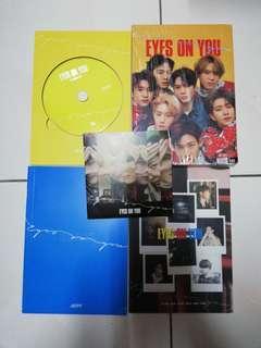 GOT7 EYES ON YOU THAILAND EDITION ALBUM