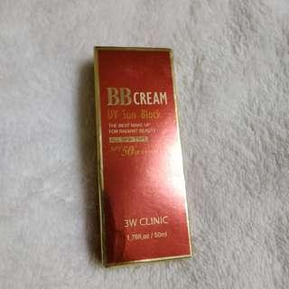 3w Clinic BB Cream UV Sunblock