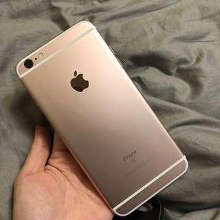 🚚 自用出售 二手iphone6s Plus 64g玫瑰金 裸機售出