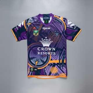 Melbourne Storm 2018 Indigenous Rugby Jersey