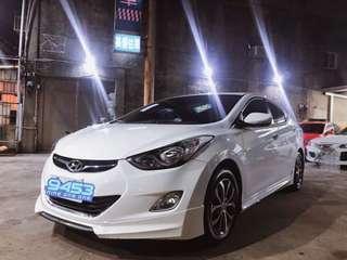 14年Elantra GLS只賣45萬實車實價原版件