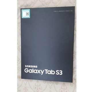 SAMSUNG tab s3 REPRICED