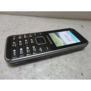 🚚 三星SAMSUNG E3210藍芽照相3G手機 3G 4G 皆可用,旅充故障附一個萬用座充,其餘功能都正常,只賣650元
