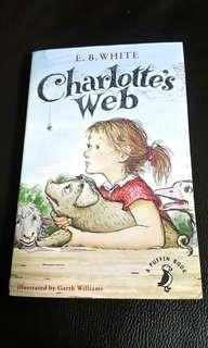 Sec Literature book- Charlotte's Web