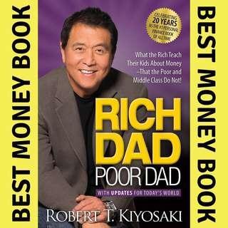 🚚 Rich Dad Poor Dad - BEST Money Book! [PRE-ORDER]