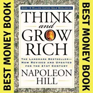 🚚 Think and Grow Rich - BEST Money Book [PRE-ORDER]