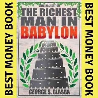 🚚 The Richest Man in Babylon (Original) - BEST Money Book [PRE-ORDER]