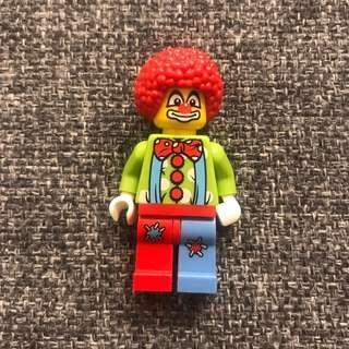 Lego人仔 8683 小丑冇喇叭