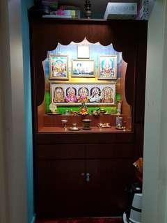 Samy room/Prayer alter
