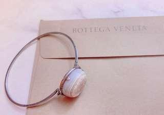 BV 限定版手環,天然石。S size