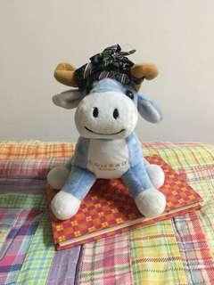 Carabao stuffed toy