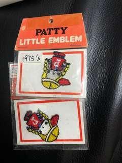 Sanrio Patty & Jimmy 1975 包平郵