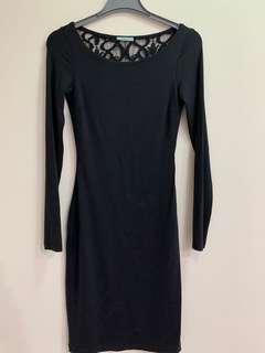 KOOKAI BLACK DRESS 1