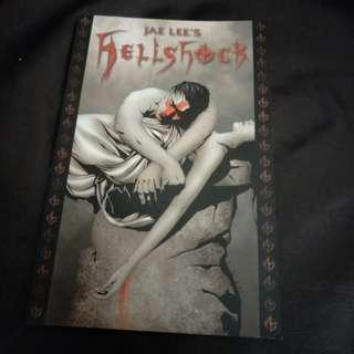 Image Comics Hellshock - The Definitive Edition 2007 TPB by Jae Lee !