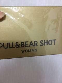 🚚 PULL&BEAR SHOT WOMAN 香水 100ml