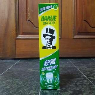 (買4送1)黑人牙膏